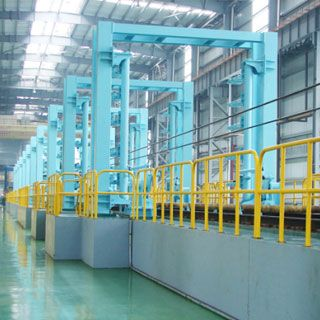 1420mm cold rolled tandem mill