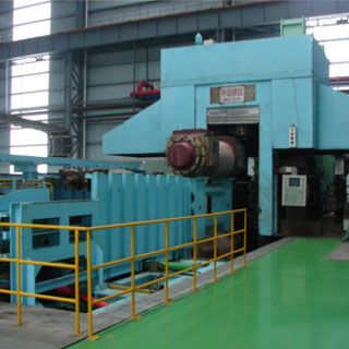 1250mm single stand cold rolling mill